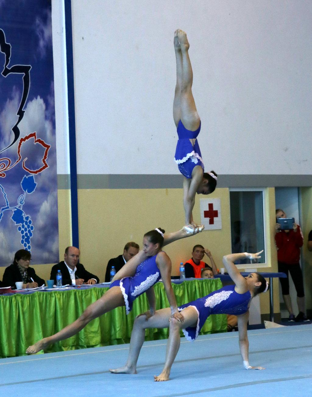 Winobranie – Internationales Turnier Sportakrobatik 2015