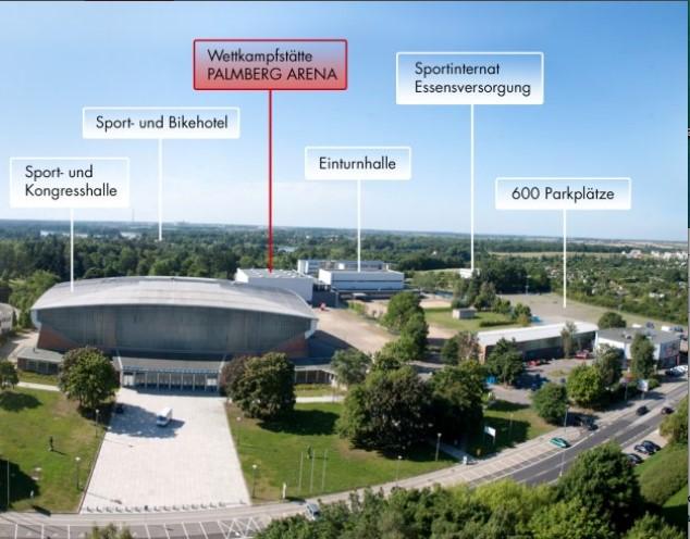 Palmberg Arena Schwerin