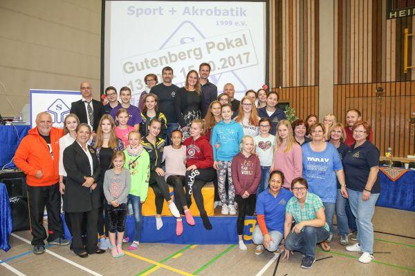17. Int. Gutenberg Pokal, SAV Mainz-Laubenheim