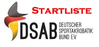 Startliste DM in Friedberg (Version 3)
