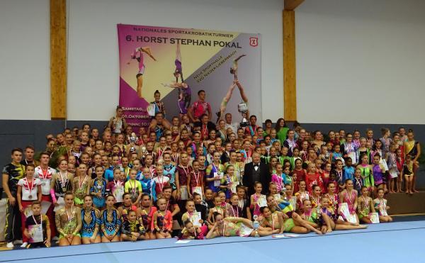 Horst-Stephan-Pokal – Sportakrobatikfest zum Tag der Einheit