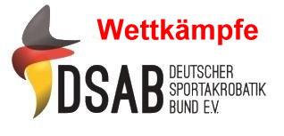 Ausschreibungen der Deutschen Meisterschaften