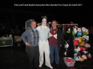 Fritz Boehm im Cirque du Soleil_1