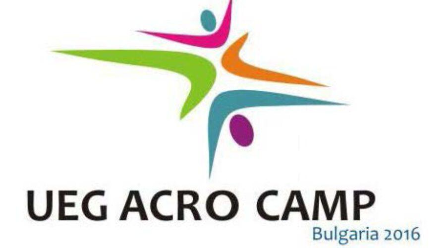 UEG Trainingscamp in Bulgarien