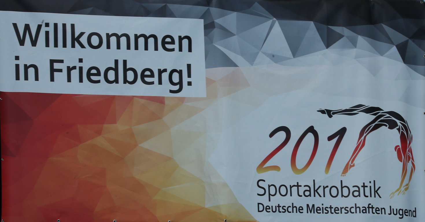 Deutsche Jugendmeisterschaften 2017 in Friedberg