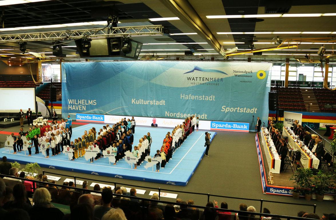 2017 Deutsche Meisterschaften Schüler und Junioren 2 in Wilhelmshaven
