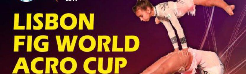III GCP Lisbon International Acrobatic Gymnastics 2017