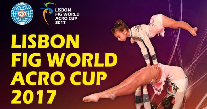III GCP Lisbon International Acrobatic Gymnastics 2017