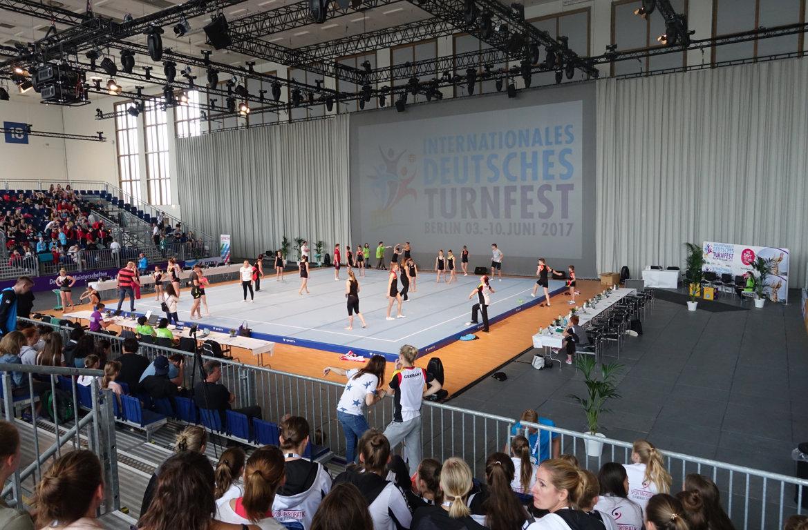 Deutsche Meisterschaften zum Internationalen Deutschen Turnfest 2017