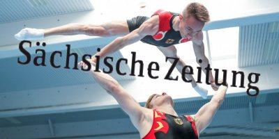 Bericht zu Tim Sebastian und Michail Kraft bei den World Games