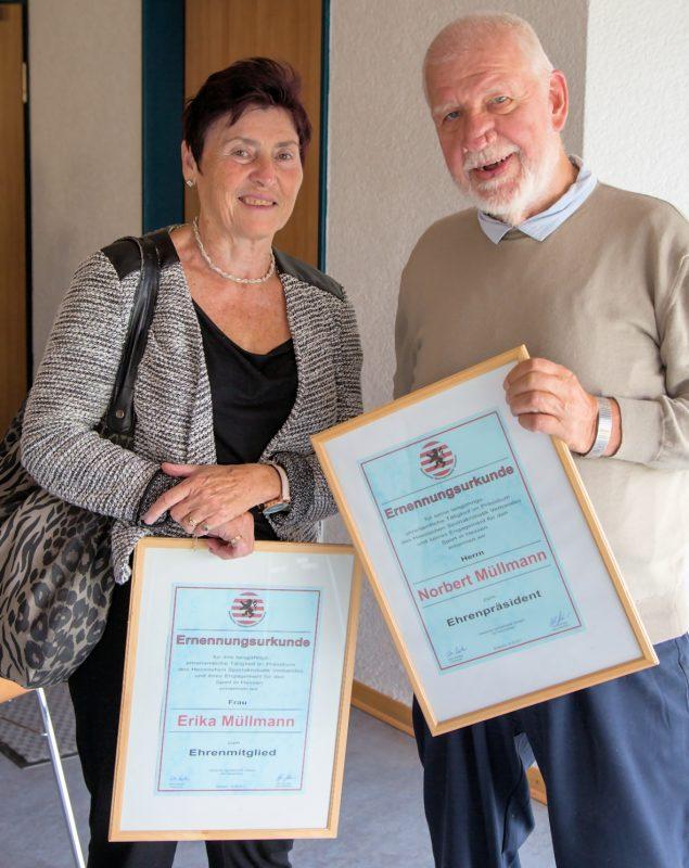 Hessischer Sportakrobatik Verband verjüngt und erweitert Präsidium