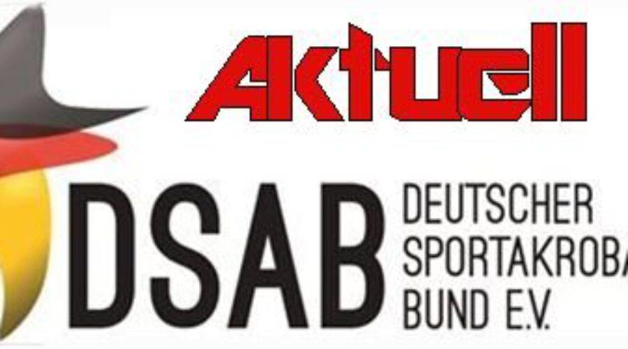 Bundeskaderlehrgang in Augsburg verschoben