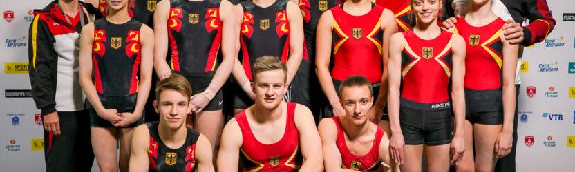 Bilder vom Training bei der WM in Antwerpen