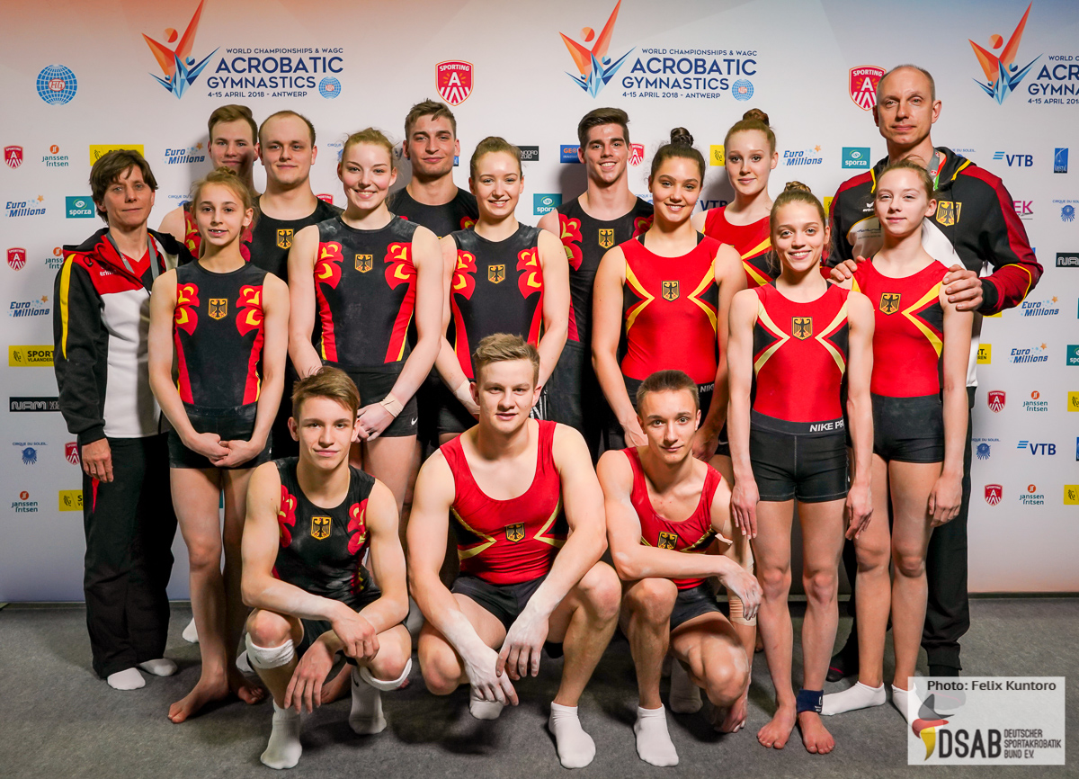 World Age Group Competition und Weltmeisterschaften 2018