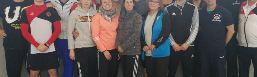 Trainer – B Lehrgang 2018