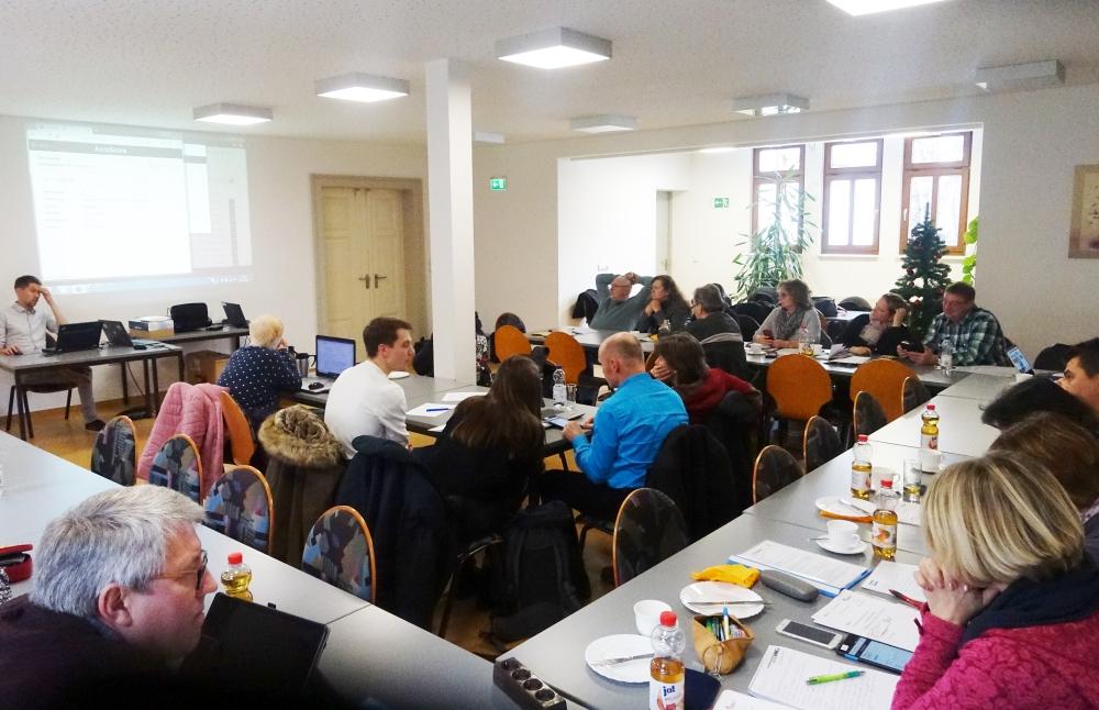 Tagung der Technischen Kommission – zeigt digitalen Weg in die Zukunft