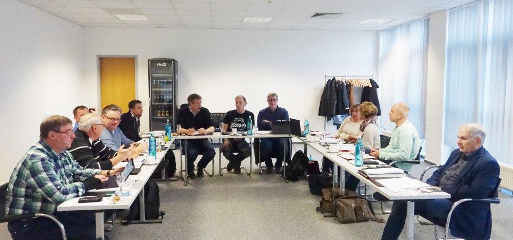 Präsidiumstagung des DSAB – Blick in die Zukunft