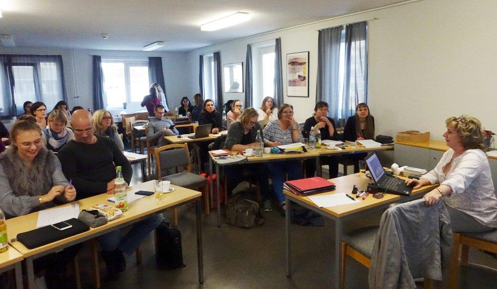 Kampfrichter Aus- und Weiterbildung in Magdeburg