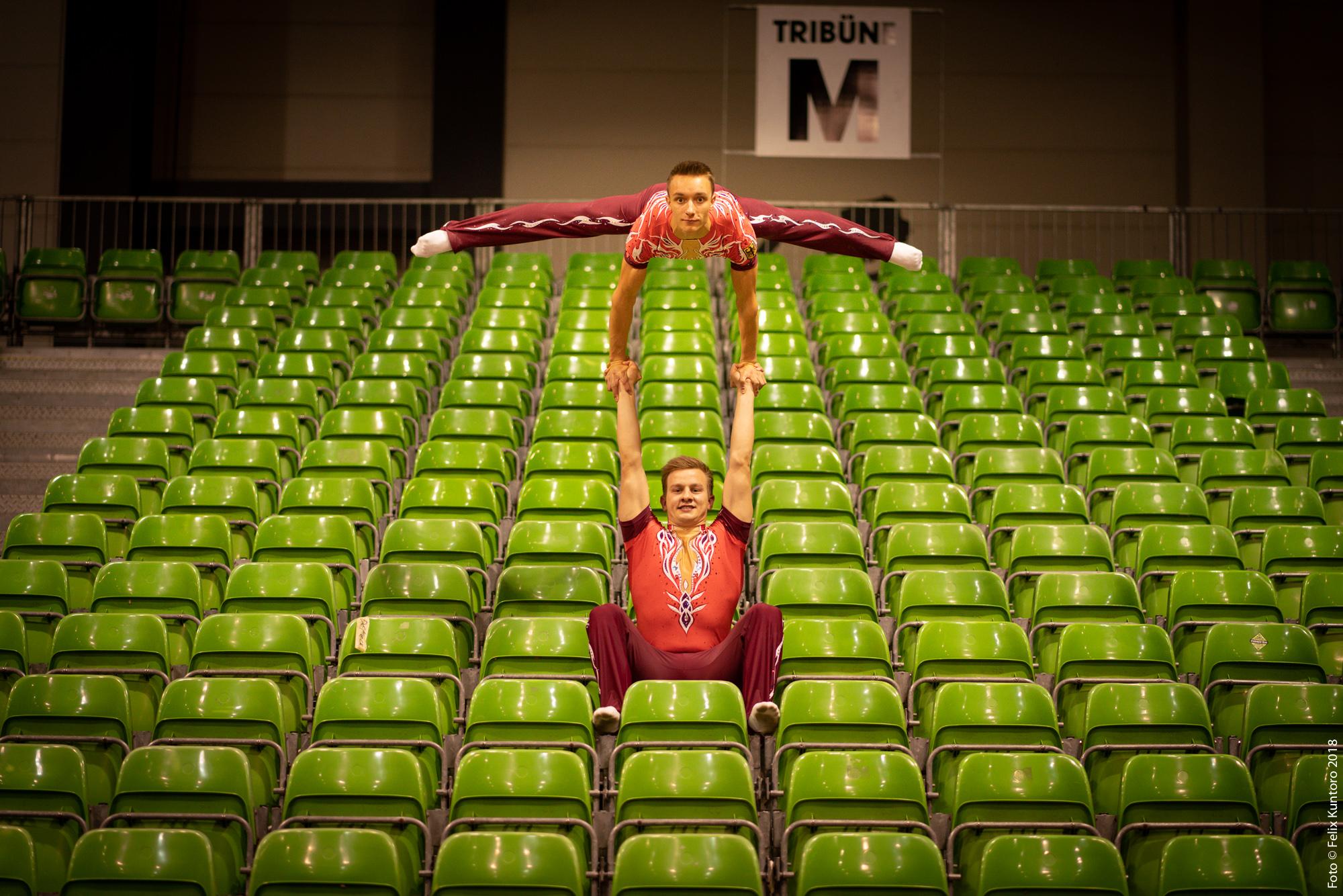 Jetzt ist es leider endgültig… Tim Sebastian und Michail Kraft beenden ihre Karriere!
