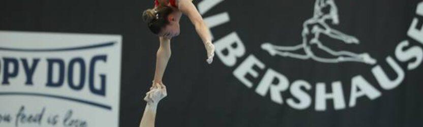 11. Internationaler Acro-Cup in Albershausen sorgt für Gänsehautmomente