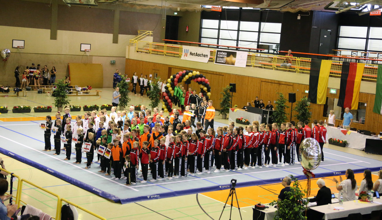 Deutsche Meisterschaften Junioren 1 und Meisterklasse 2019