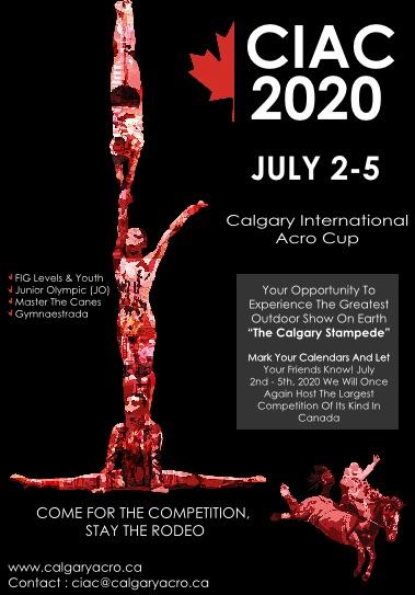 Calgary International Acro Cup 2020