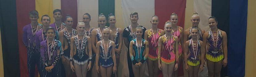 """14th International Tournament """"Winobranie"""""""