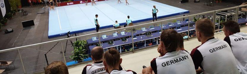 EM-Teilnehmer beim World-Cup in Lissabon