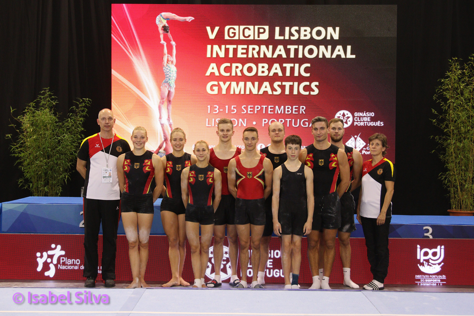 FIG Acro World Cup Lissabon 2019_Tag 1