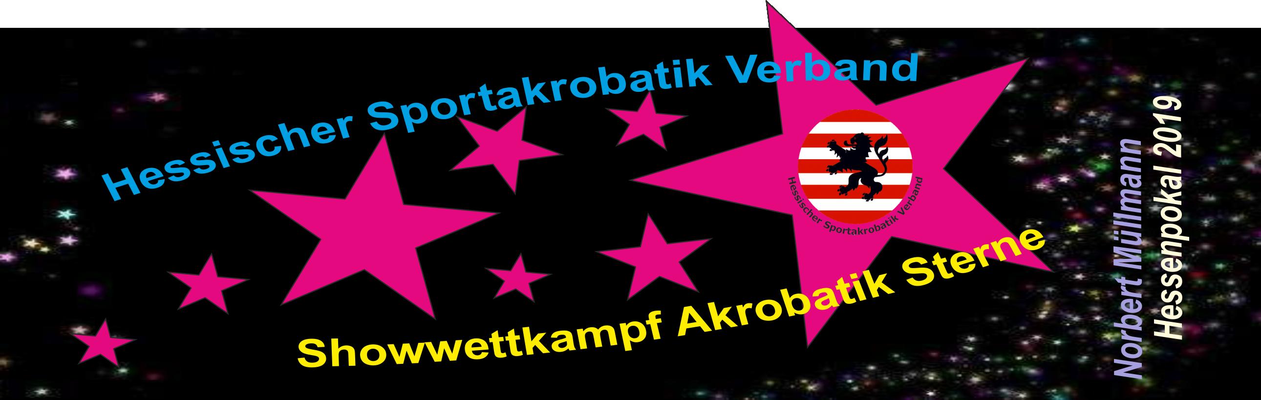 "Showwettkampf ""Akrobatik Sterne"""