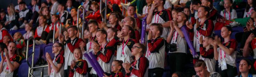Deutschland beendet die EM auf Platz 6 !