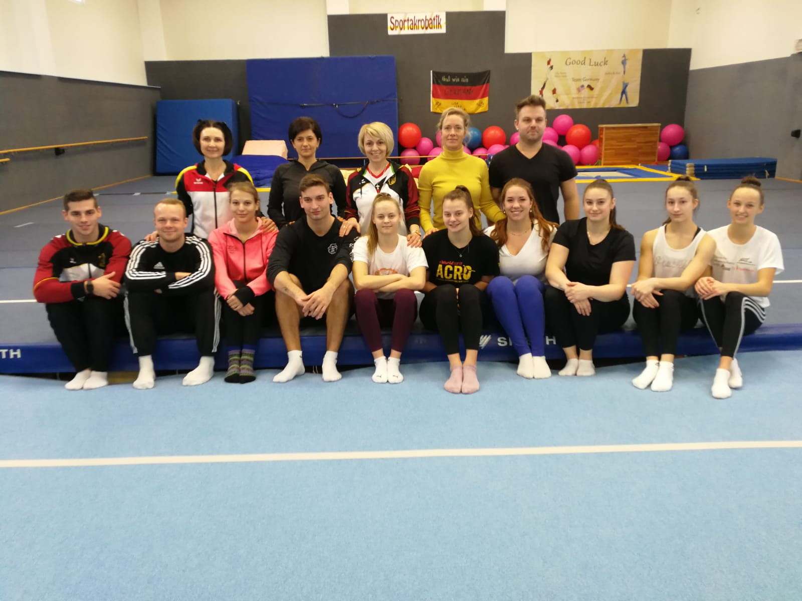 DSAB führt Choreografie-Lehrgänge ein!