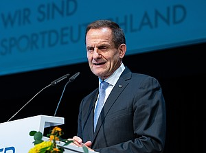 Statement von Alfons Hörmann zu den heutigen Beratungen