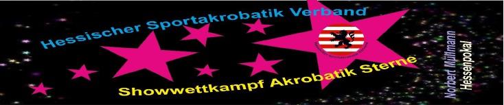 Akrobatik Sterne 2020/2021