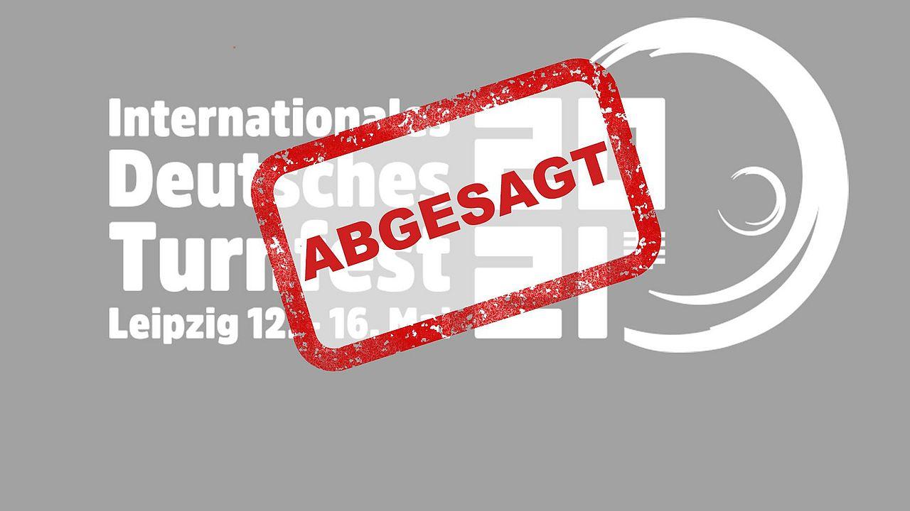 Deutsches Turnfest 2021 in Leipzig abgesagt
