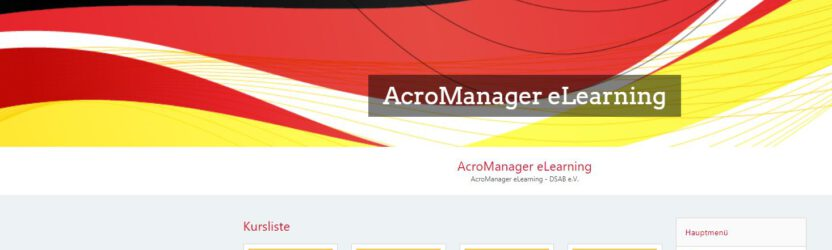 AcroManager in neuem Gewand