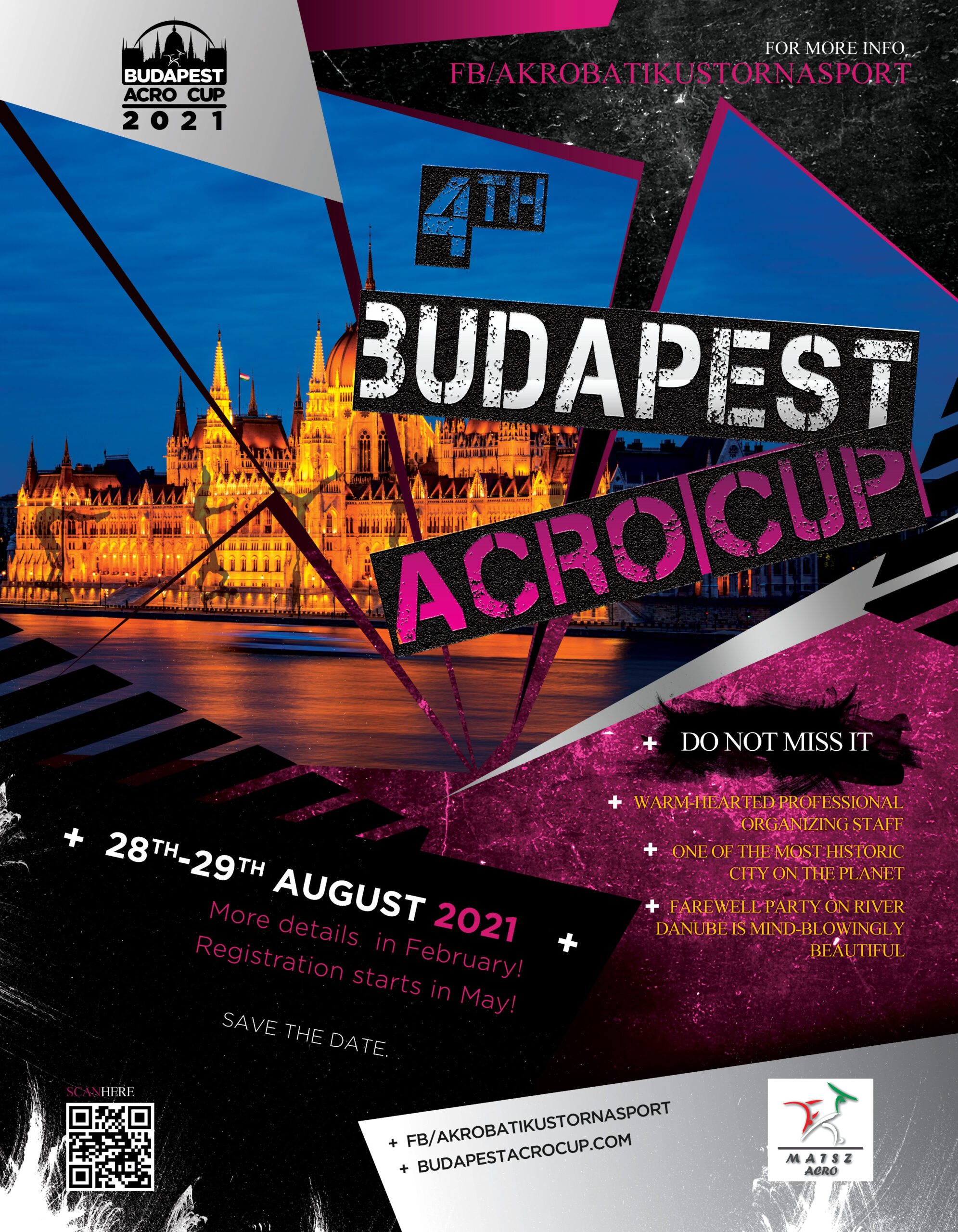 4th Budapest International Acro Cup