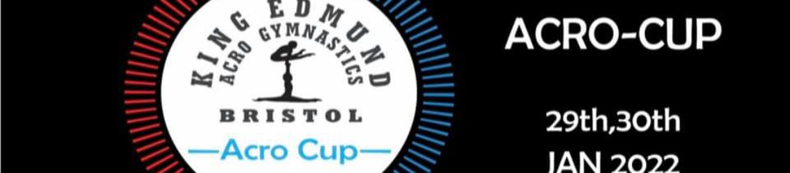 King Edmund Acro Cup 2022