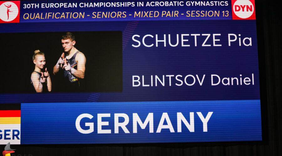 Zweimal Bronze für Deutschland !